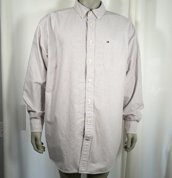 Tommy Hilfiger Other - Tommy Hilfiger Button Down Shirt 3XL